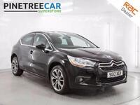 2012 CITROEN DS4 1.6 e HDi Airdream DStyle EGS6 5dr Auto