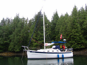 Seaward 25 Trailerable Sailboat Campbell River Comox Valley Area image 2