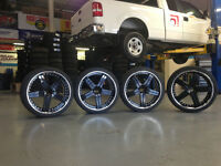 "Mercedes Benz 20"" 3 Piece Wheels @ Auto Trax City of Toronto Toronto (GTA) Preview"