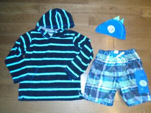 Ensemble maillot Souris-Mini - garçon - 5 ans