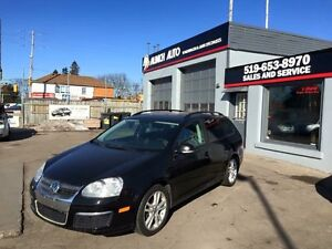 2009 VW Jetta 2.5 Wagon