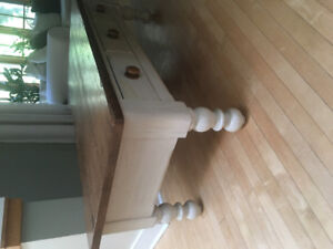 Coffee table by Pottery Barn ... excellent condition.
