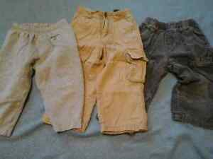 Boys Size 24 Month Pants