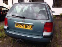 VW Passat spares or repair