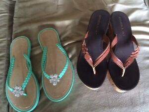 Size 8 Sandals Must Sell