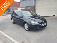 2010 VOLKSWAGEN GOLF 1.4 TSI 5 DOOR SPORT HATCHBACK ONLY 44,800 MILES WARRANTED