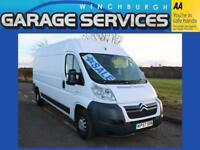 CITREON RELAY 3.0 LITRE LWB EXCELLENT CONDITION *NO VAT* FULLY SERVICED TRANSIT
