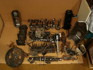 NEW GM (1984) 2.8L V6 Engine - Disassembled But Complete