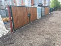 Yard to rent in Chessington