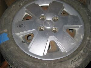 ford Focs 4 Tires and Rims