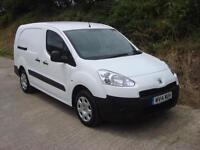 2014 14 Peugeot Partner 1.6HDi 92 S L2 5 Seater Crew Van