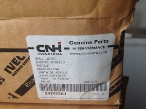 Tractor tie rod ends-new