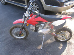 Lifan (90cc) Dirt Bike - Good Condition