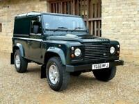 LAND ROVER DEFENDER 90 TDci COUNTY PACK HARD TOP