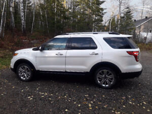 2011 Ford Explorer Limited VUS