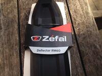 Zefal deflector Rm60 brand new still got tag on ( rear mudguard )
