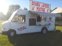 Chipmonk's Poutine Food Truck
