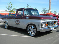 1963 F100 Unibody For Sale or Trade