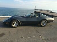 1981 Corvette with T-Tops *Reduced*