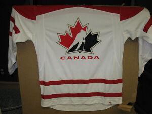 Team Canada IIHF Jersey