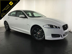 2014 JAGUAR XF R-SPORT DIESEL AUTOMATIC 1 OWNER FROM NEW FINANCE PX WELCOME