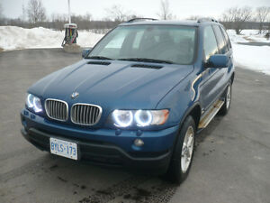 2003 BMW X5 SUV, Crossover  $3250.00