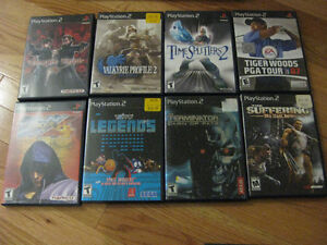 Playstation 2 (PS2) Games
