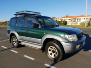 '99' TOYOTA  PRADO GXL - 8 SEATER - AUTO  South Bunbury Bunbury Area Preview