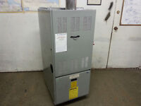 Olsen highboy oil furnace