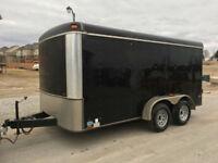 7'X14' ENCLOSED CARGO TRAILER FOR SALE