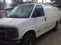 2001 Chevy Express 2500