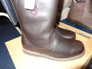 UGG waterproof boots in size10 @recycledgear.ca