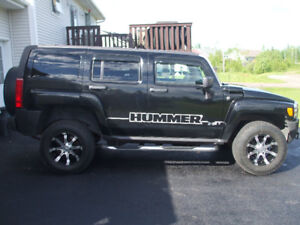2006 Hummer H3, 5 cyl auto, very good cond