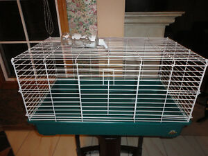 Like Brand New Guinea Pig/Rabbit Cage With Water Bottle