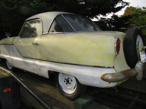 1957 Nash Metropolitan for sale
