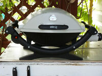 DOME STYLE WEBER BBQ