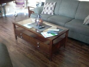 Coffee Table glass inserts