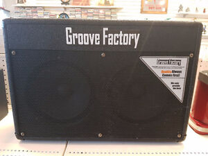 (sold) Groove Factory Guitar Amp GRF210