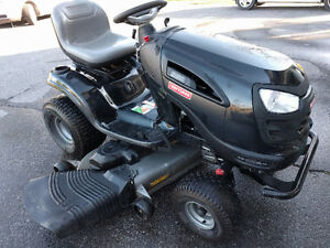 "Craftsman 24HP 54"" Yard Tractor"