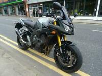 2007 YAMAHA FZ1S IN GREEN WITH 20916 MILES