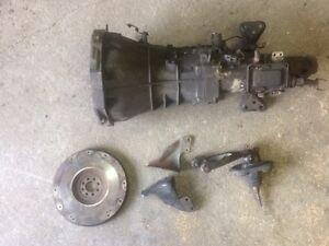 Nissan 300zx z32 manual 5spd transmission non turbo