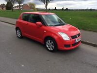 SUZUKI SWIFT GL 09 12 MONTHS MOT MINT!!!!