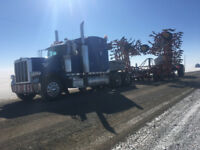 Farm Equipment Hauling / Grain Bin Moving / Bale Haulin