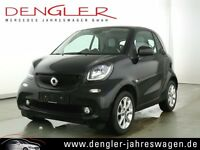 Smart FORTWO 52KW AUDIO*LED*PANO*SHZ*KOMFORT Passion