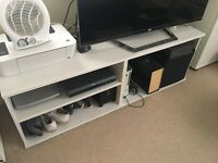 White side board/storage unit