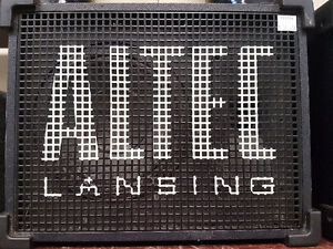 Altec Lansing RM3010 Stage-Gig Amplified Speaker