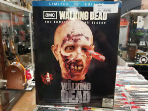 The Walking Dead Limited Edition Complete Second Season
