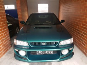 Subaru wrx gc8 2000