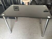 Smart Black Dining Table