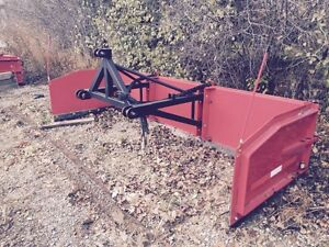 Ebling Snow Back Blades for Truck and Tractor
